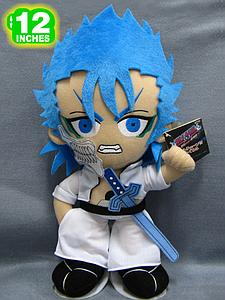 "Plush Toy Bleach 12"" Grimmjow"