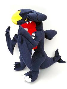 "Pokemon Plush Garchomp (12"")"