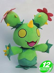 "Plush Toy Pokemon 12"" Maractus"