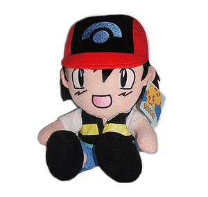 "Plush Toy Pokemon 12"" Ash (Classic)"