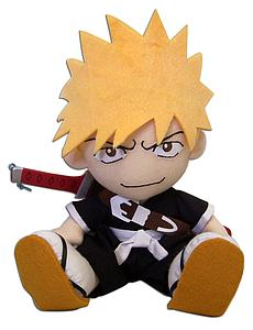 "Plush Toy Bleach 12"" Ichigo Sitting"