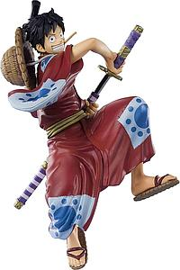 Monkey D. Luffy (Luffy Taro)