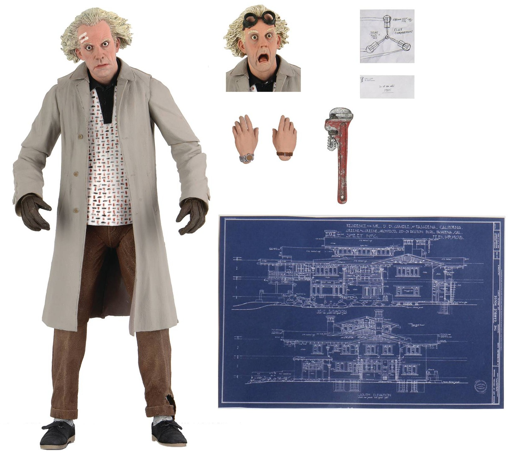 Back to the Future: Ultimate Doc Brown