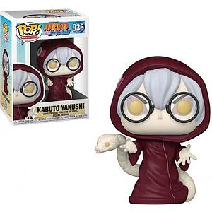 Pop! Animation Naruto Vinyl Figure Kabuto Yakushi