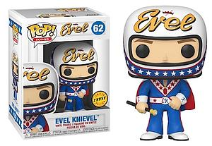 Pop! Icons Evel Vinyl Figure Evel Knievel (with Cape) #62 Chase