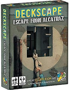 Deckscape: Escape from Alcatraz