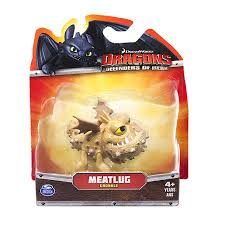 "Spin Master Dragons: Defender of Berk 3"": Meatlug Gronckle"