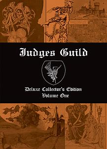 Judges Guild Deluxe Collector's Edition Volume One