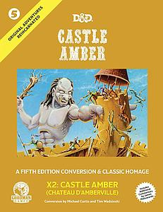 Original Adventures Reincarnated: #5 Castle Amber