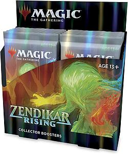 Magic the Gathering: Zendikar Rising Collector Booster Box