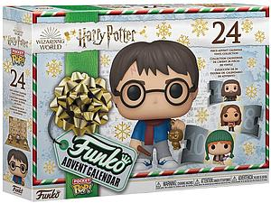 Pocket Pop! Harry Potter 2020 Advent Calendar (24 Vinyl Figures)