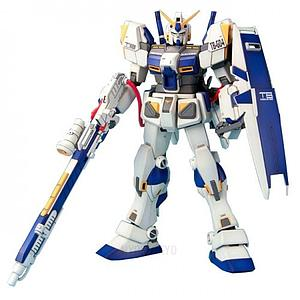 Gundam Master Grade 1/100 Scale Model Kit: RX-78-4 Gundam