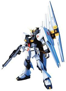 Gundam High Grade Universal Century 1/144 Scale Model Kit: #086 RX-93 Nu Gundam