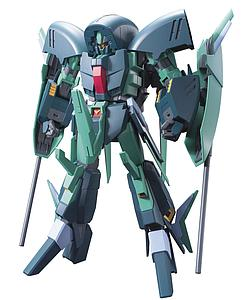 Gundam High Grade Universal Century 1/144 Scale Model Kit: #141 RAS-96 Anksha
