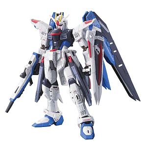 Gundam Real Grade Excitement Embodied 1/144 Scale Model Kit: #05 ZGMF-X10A Freedom Gundam