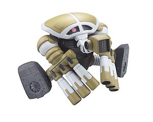 Gundam High Grade Universal Century 1/144 Scale Model Kit: #139 MSM-04G Juaggu (Unicorn Ver.)