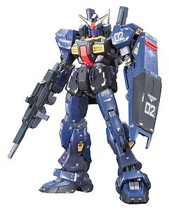 Gundam Real Grade Excitement Embodied 1/144 Scale Model Kit: #07 RX-178 Gundam Mk-II Titans