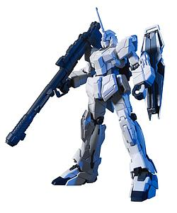 Gundam High Grade Universal Century 1/144 Scale Model Kit: #101 RX-0 Unicorn Gundam (Unicorn Mode)