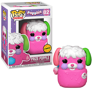 Pop! Retro Toys Popples Vinyl Figure Prize Popple #02 Chase