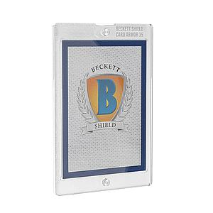 Beckett Shield Standard Size Collectible Card Holder Card Armor 35
