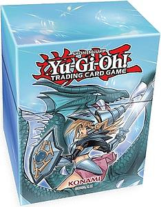 YuGiOh Dark Magician Girl the Dragon Knight Deck Box