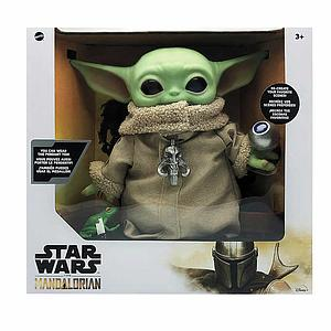 "MATTEL Star Wars The Mandalorian 12"" Figure The Child (Baby Yoda)"