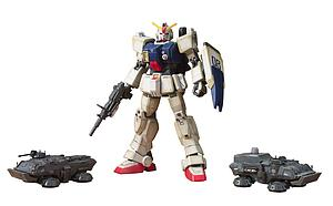 Gundam High Grade Universal Century 1/144 Scale Model Kit: RX-79(G) Gundam The Ground War Set