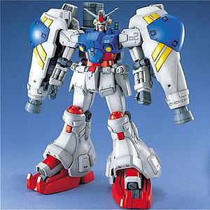 Gundam Master Grade 1/100 Scale Model Kit: RX-78 Gundam GP02A