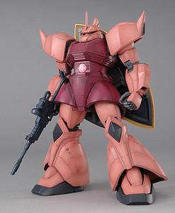 Gundam Master Grade 1/100 Scale Model Kit: MS-14S Char's Gelgoog Ver.2.0