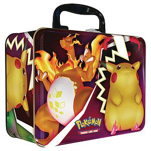 Pokemon 2020 Fall Collector Chest Tin - Charizard & Pikachu