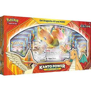 Pokemon Trading Card Game: Kanto Power Collection - Dragonite-EX and Pidgeot-EX
