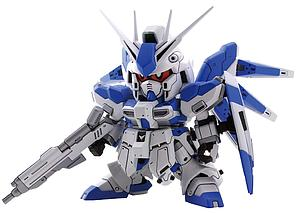 Gundam SD BB Model Kit: #384 RX-93-v2 Hi-Nu Gundam