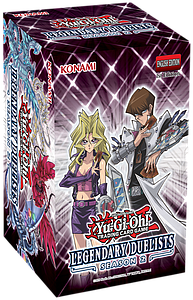 YuGiOh Trading Card Game Duelist Pack: Legendary Duelists Season 2
