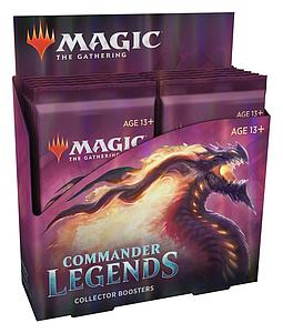 Magic the Gathering: Commander Legends Collector Boosters