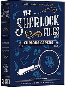The Sherlock Files: Vol. II Curious Capers