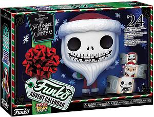 Pocket Pop! The Nightmare Before Christmas 2020 Advent Calendar (24 Vinyl Figures)