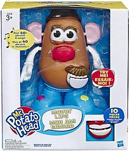 HASBRO Playskool Mr. Potato Head Movin' Lips