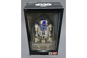 "BANDAI S.H. Figuarts Star Wars A New Hope 4"" Action Figure R2-D2"