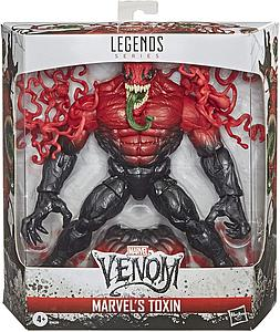 Marvel Venom Legends Series - Marvel's Toxin