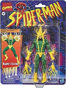 Marvel Comics Spider-Man - Marvel's Electro