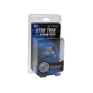 Star Trek: Attack Wing Miniatures Game Wave 11 - Fighter Squadron 6 (Expansion Pack)