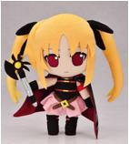 "Plush Toy Magical Girl Lyrical Nanoha 12"" Fate"