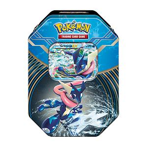 Pokemon XY Legends of Kalos Power Starter Tins Summer 2014: Greninja EX