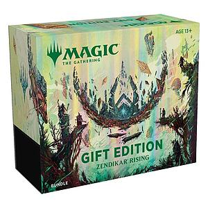Magic the Gathering: Gift Edition Zendikar Rising Bundle