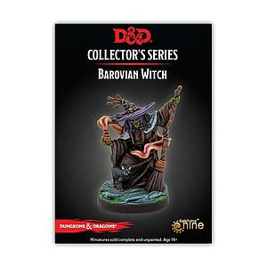 Dungeons & Dragons Curse of Strahd Miniatures: Barovian Witch