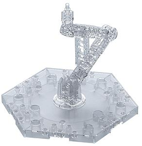 Gundam Action Base 5 1/144 Scale Stand: Clear