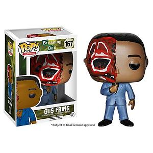 Pop! Television Breaking Bad Vinyl Figure Gus Fring Dead #167 (Retired)