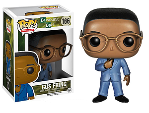 Pop! Television Breaking Bad Vinyl Figure Gus Fring #166 (Vaulted)