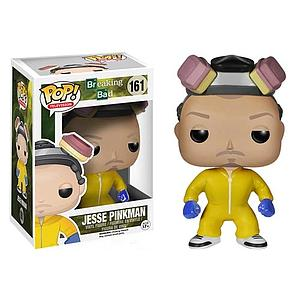 Pop! Television Breaking Bad Vinyl Figure Jesse Pinkman Cook-Suit #161 (Retired)