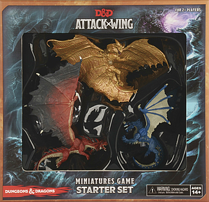 Attack Wing: Dungeons & Dragons Starter Set
